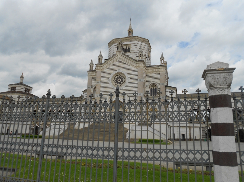 A Famous and Elaborate Cemetary