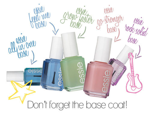 essie base-coat