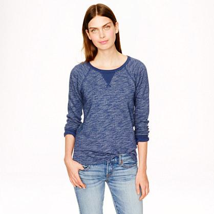 jcrew sweatshirt