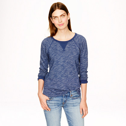 jcrew sweatshirt