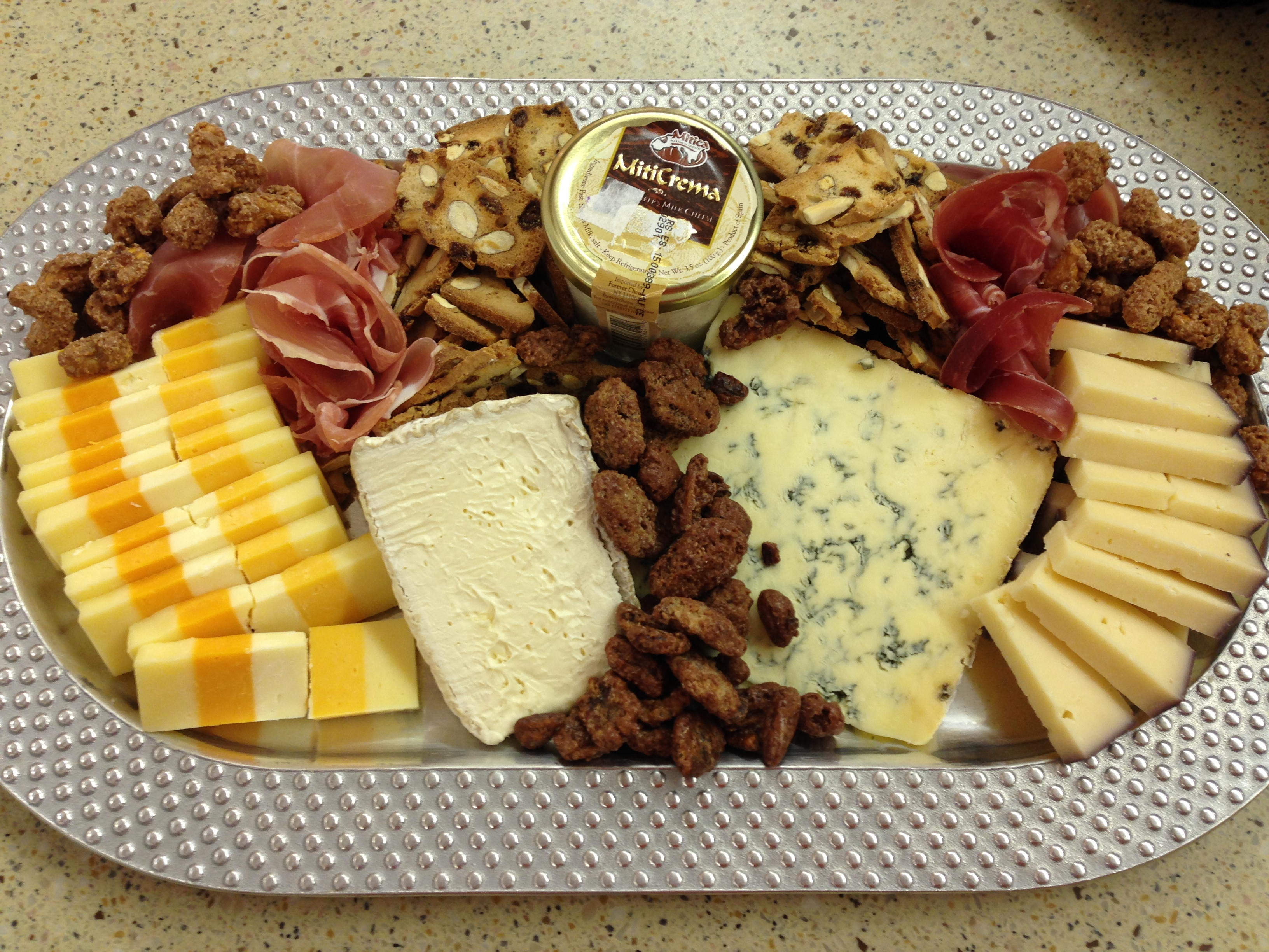 A Proper Cheese Plate & Bread and Cheese Cupboard u2013 Sadie Dishes