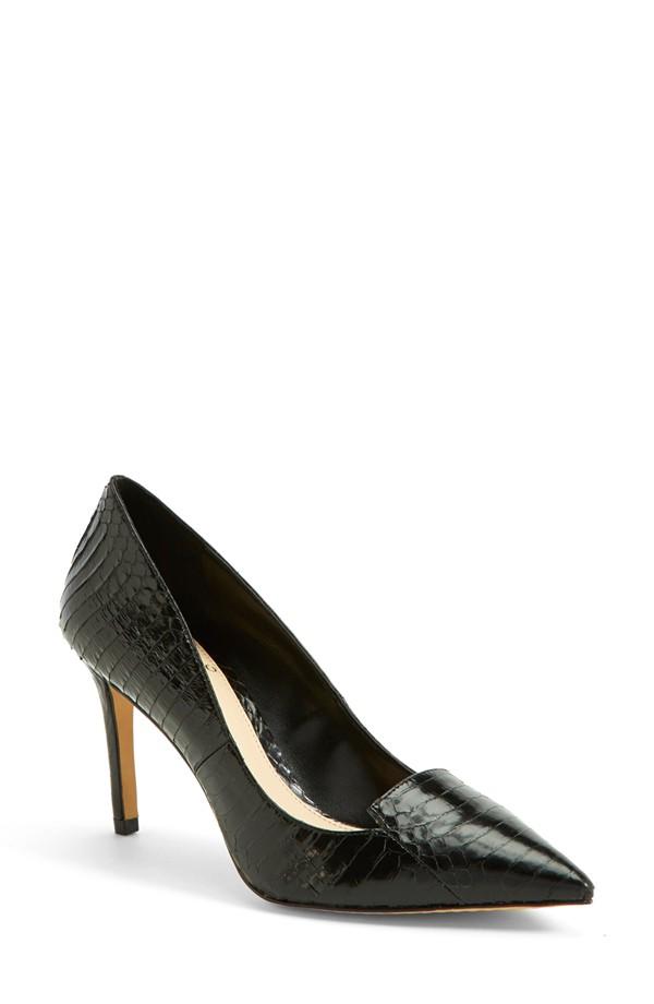 Nordstrom Black Heels