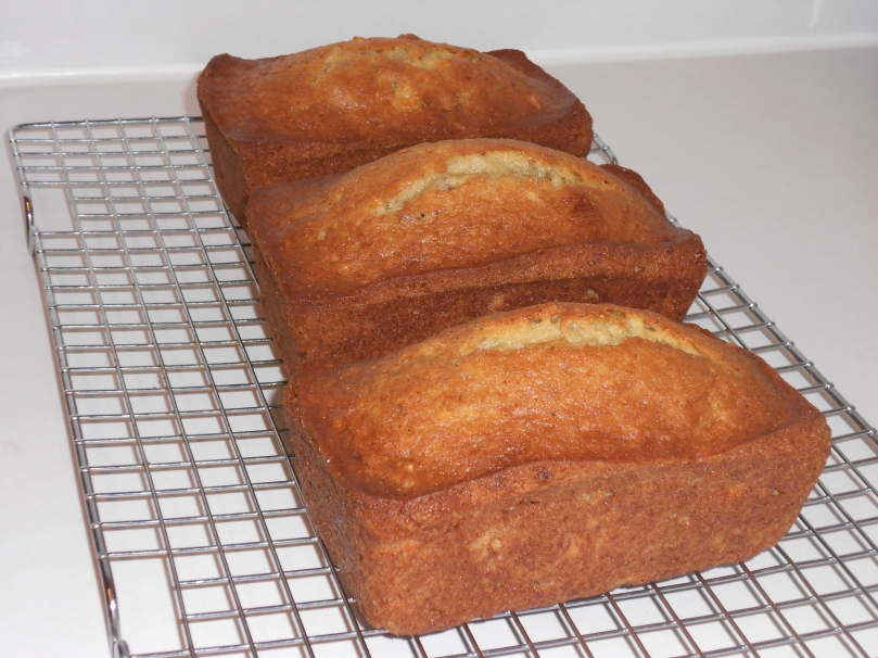 Banana Bread, Yum!