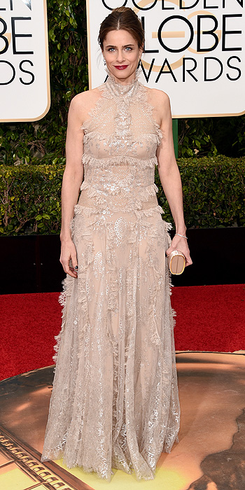 Sadie Dishes- 73rd Annual Golden Globe Awards - Arrivals