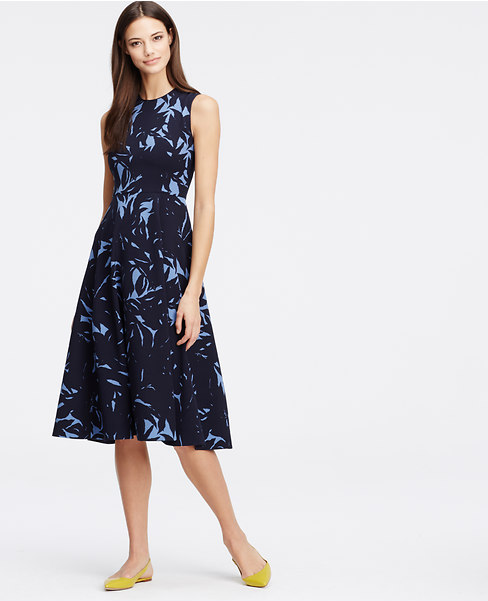 Sadie Dishes- Ann Taylor Dress