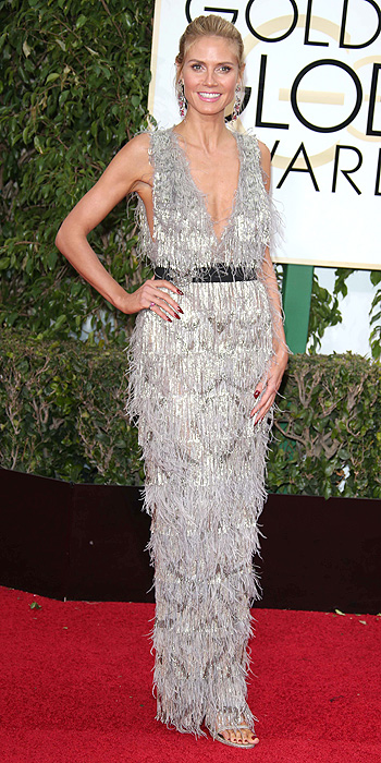 Sadie Dishes- CA: 73rd Golden Globe Awards Arrivals